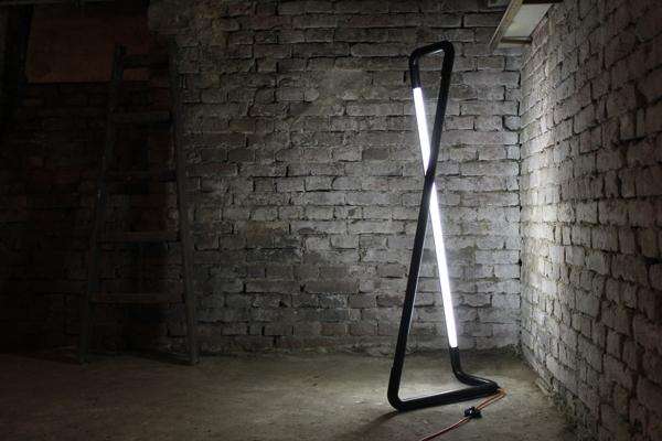 Lampa Flank - design, lampa