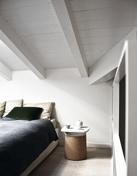 Korek w domu - design, stolik