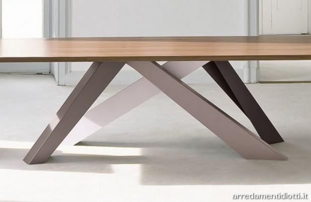 St z powykr canymi nogami design st designe for Piani di studio 300 piedi quadrati