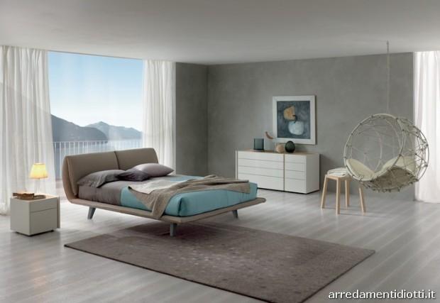 Łóżko Double - design, łóżko