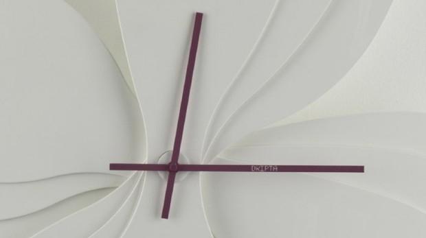 Zegar na ścianę - design, zegar
