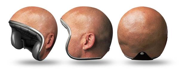 Kaski, które wywołają uśmiech na twarzy - gadżet, kask