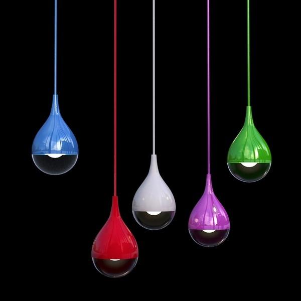 Lampy Drops - design, lampa