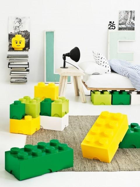 Pojemniki LEGO - design, pojemnik