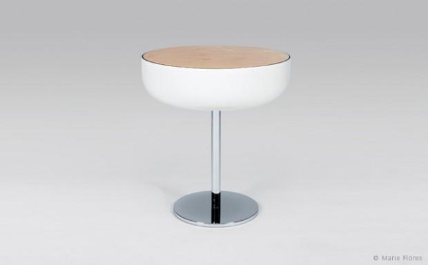 Stolik Pelican - design, stolik