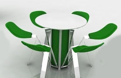 Stolik Flower - design, stolik