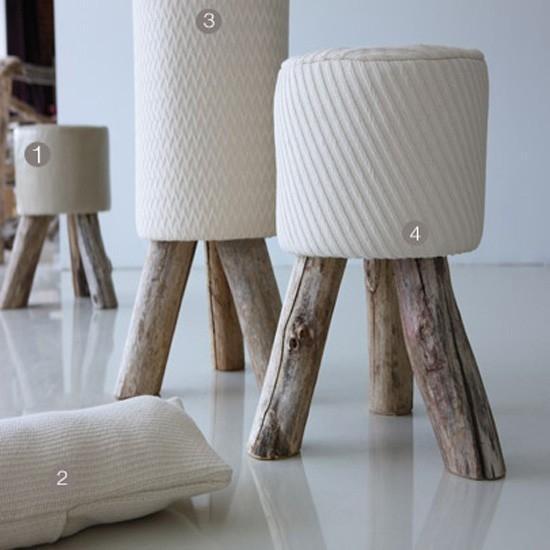 Stołek - stool mousse - design, stołek