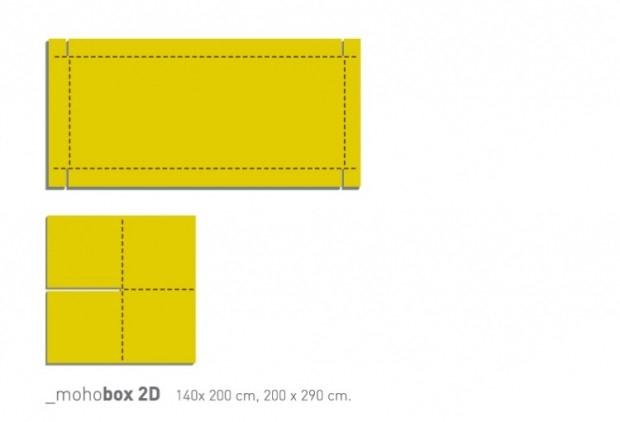 Dywan 2D - design, dywan