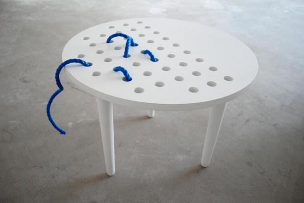 Ssstolik - design, stolik