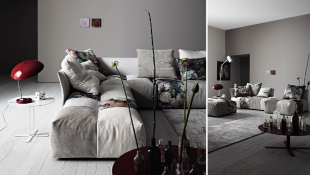 Sofy Pixel - design, sofa