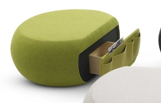 Edam - mebel 2w1 - design, puf