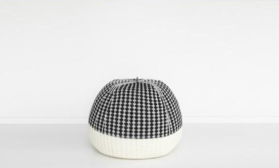 Bonnet by Casalis - design, puf