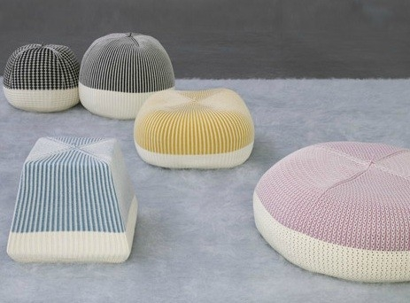 Bonnet by Casalis - design, puf