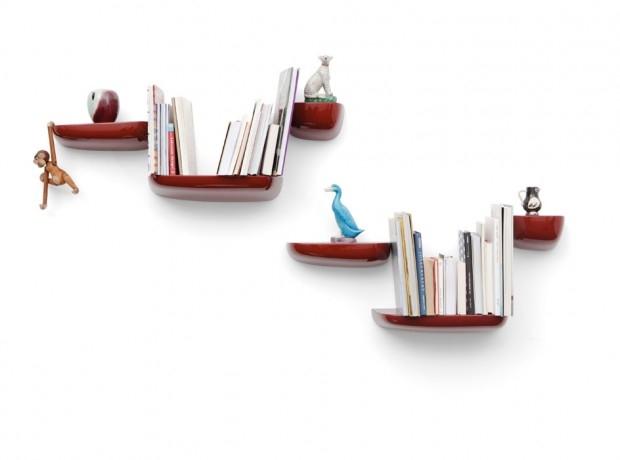 Półki Corniches - design, półka