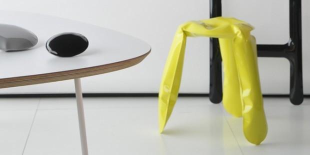 Plopp by Zieta - design, stołek