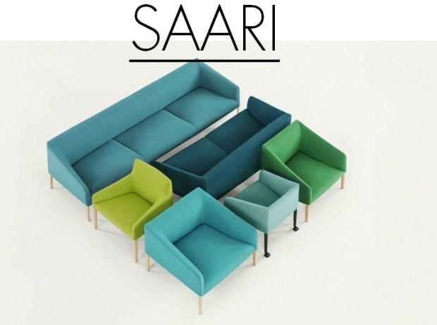 Kolekcja Saari - design, mebel