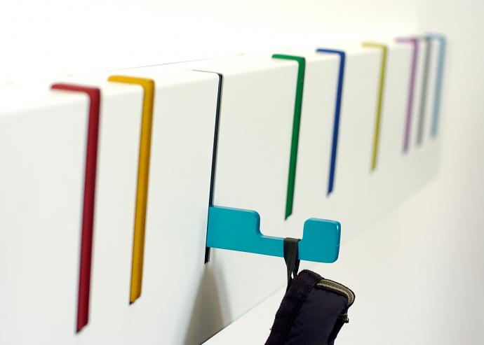 Symbol Coat Rack, wieszak od DESU DESIGN - design, wieszak