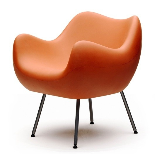 Fotele RM58 classic & mat - design, fotel