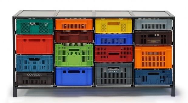 Trochę inna szafka... - design, szafka