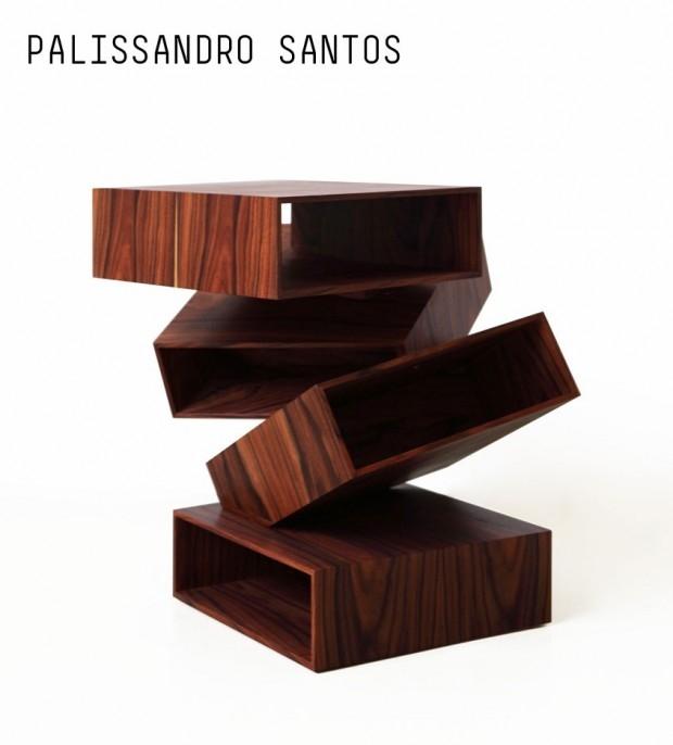 Balancing Boxes - design, szafka