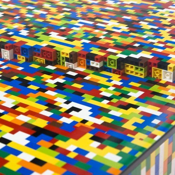 Stół Lego od abgc - design, stół