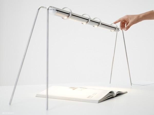 Rima - nowy wymiar światła - design, lampa