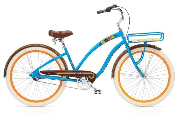 Rower dla każdej kobiety - design, rower