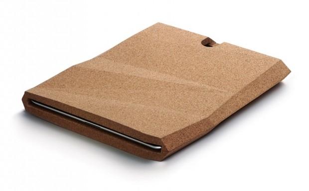 iCorkCase - korkowe etui na iPada - gadżet, etui