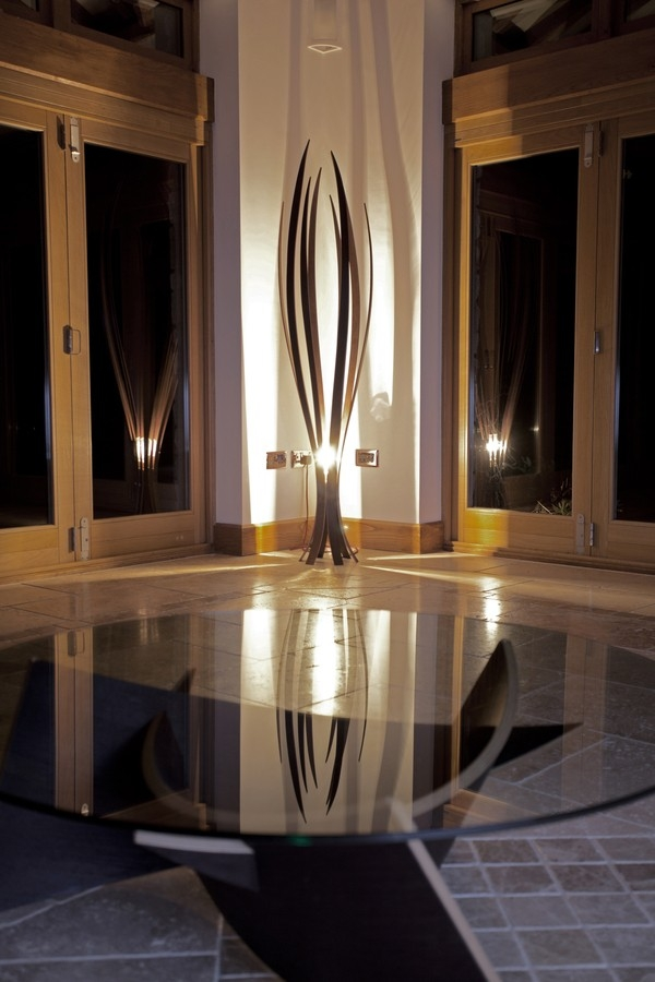 Lampa Iris od MacMaster Design - design, lampa
