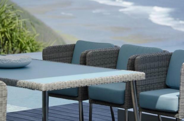 Fiji - świeżość w ogrodzie - design, meble ogrodowe