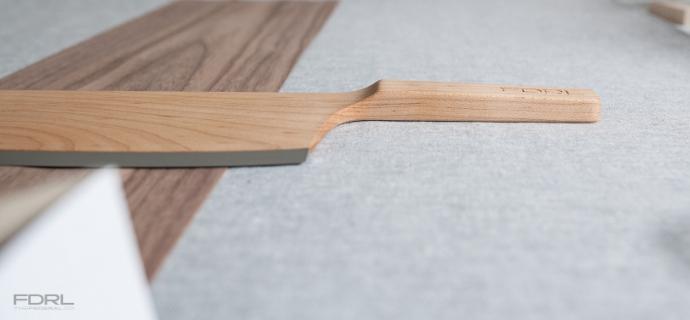 Noże kuchenne od FDRL - design, nóż