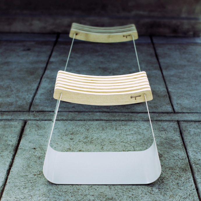 Stołek Henri - limitowana edycja - design, stołek