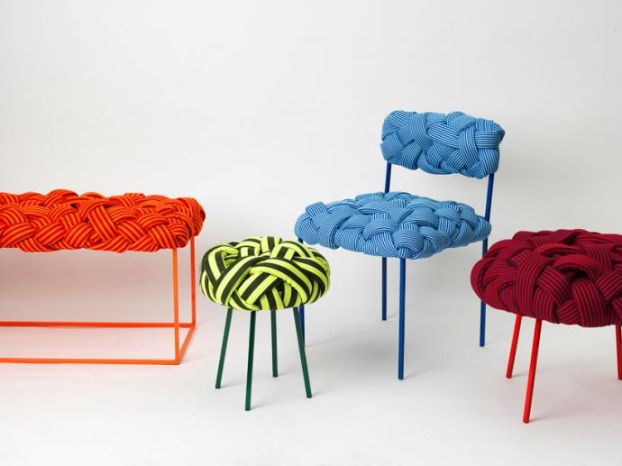 Usiądź na chmurze z Humberto da Mata - design, krzesło