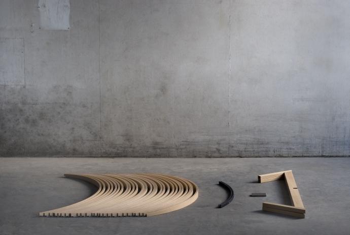 Projekt Barca - połóż się wygodnie - design, fotel