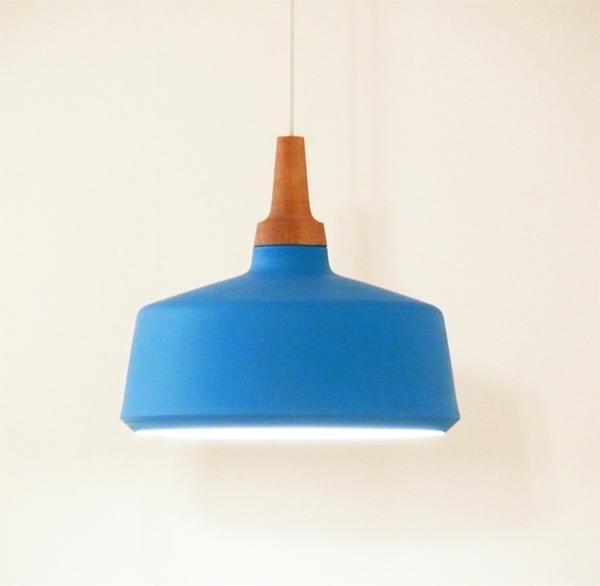 Jan Buczek i jego lampa Mesa - design, lampa