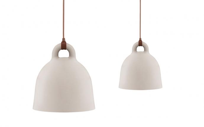 Bell Lamp - światło prosto z duńskich dzwonów - design, lampa