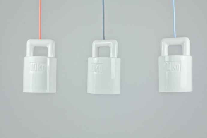 Lampy Kilo od Pani Jurek - design, lampa