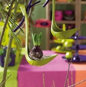 Karmnik dla ptaków - design, karmnik