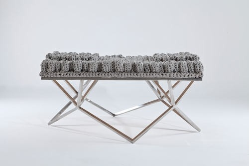 Kolekcja mebli Fractal - design, fotel