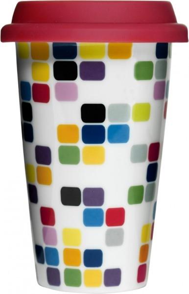 Kawa na wynos z Sagaform - design, kubek