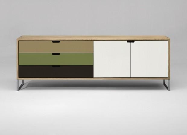 Komoda SC - design, komoda