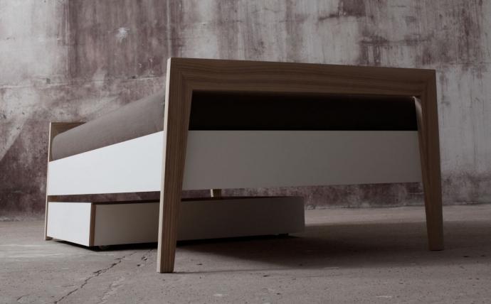 Łóżka dla dzieci MINT - design, łóżko