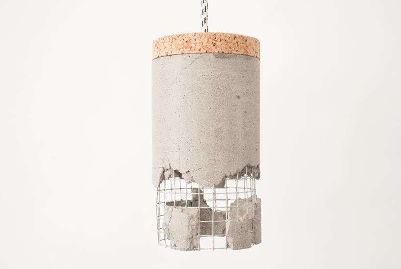 Betonowa lampa od Ubikubi - zrób to sam - 14