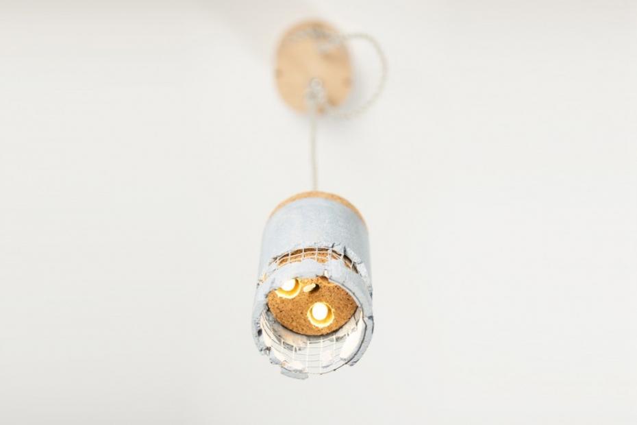 Betonowa lampa od Ubikubi - zrób to sam - 8
