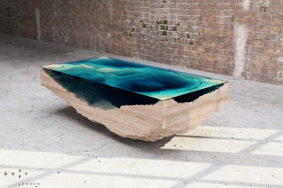 Abyss Table - kawa w morskiej otchłani - 1