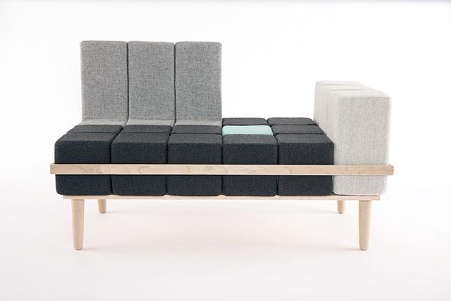 Sofa Bloc'd - Tetris w rzeczywistości - 7