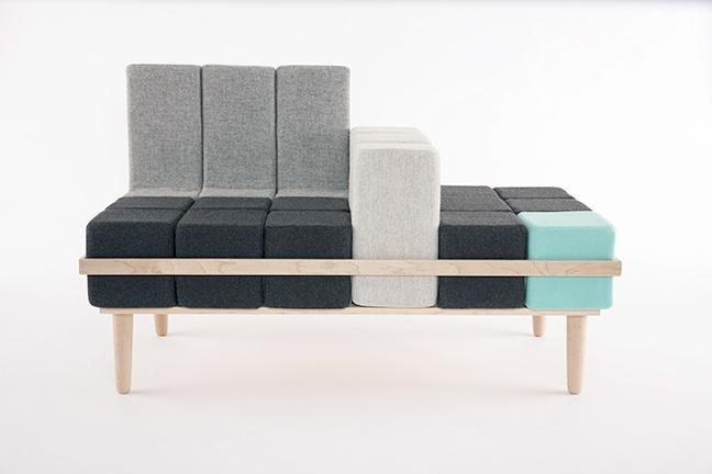 Sofa Bloc'd - Tetris w rzeczywistości - 6