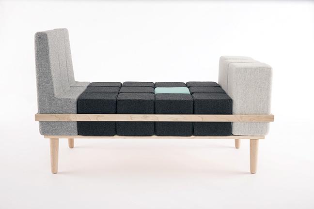 Sofa Bloc'd - Tetris w rzeczywistości - 8