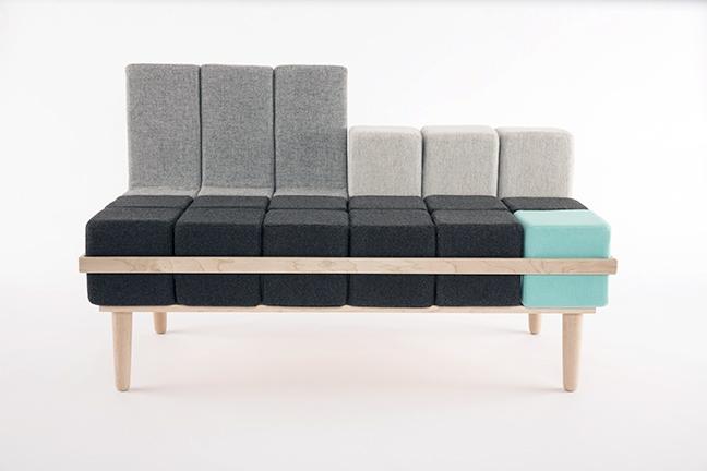 Sofa Bloc'd - Tetris w rzeczywistości - 5