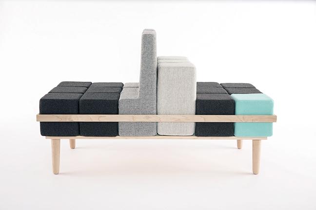 Sofa Bloc'd - Tetris w rzeczywistości - 9